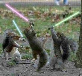 Secret Squirrel - Battle Tools: Mission 005