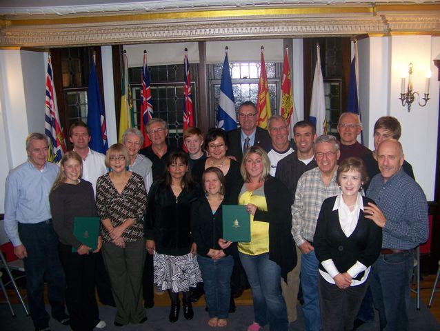 vernon team 2009